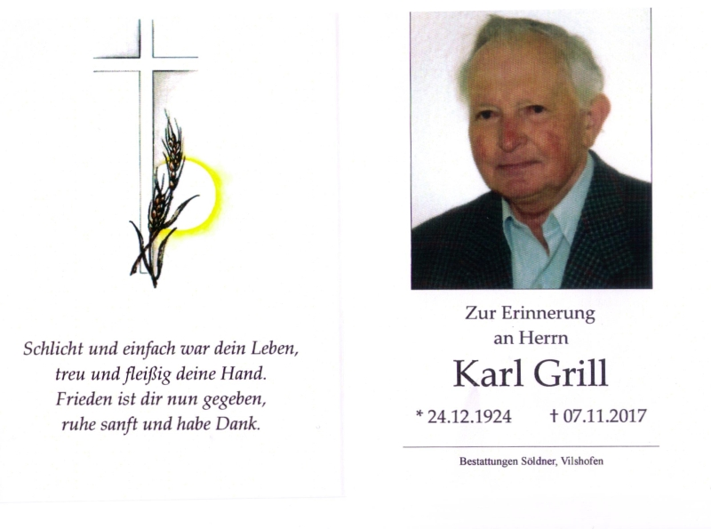 grill karl